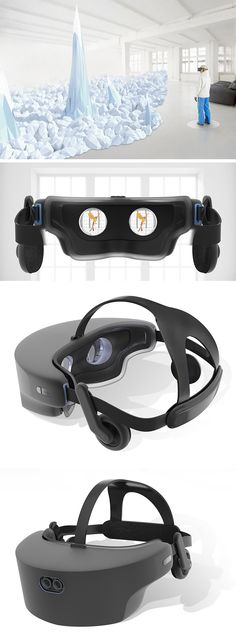 What if our VR headset could adapt to our surroundings and the objects in it? VAR explores this possibility using a creative combination of integrated cameras and sensors on the goggles. VAR recognizes preset objects in our immediate real life environment and reintroduces them as enhanced objects in virtual reality.