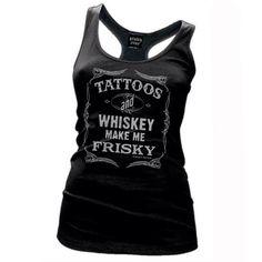 Tattoos & Whiskey