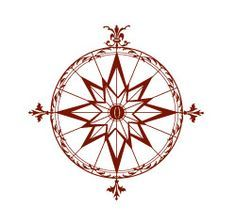 beautiful compass rose - Google Search