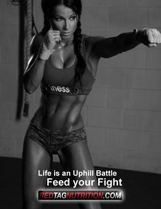 Feed your Fight - Supplements - Nutrition
