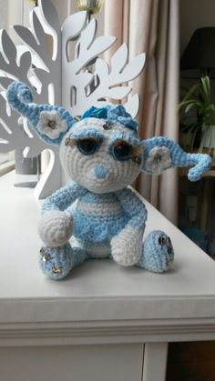 Minirumi Belly, (gratis) patroontje van Crochessie by Esther Emaar (ravelry).