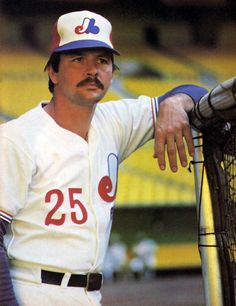Del Unser - Montreal Expos