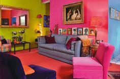 magic colors living room