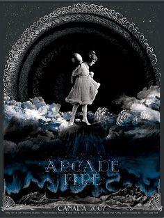 Canada 2007 : Arcade Fire