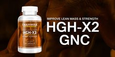 What is HGH x2 gnc? How does it work? Read more here: