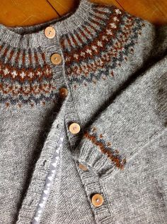 Ravelry: Project Gallery for Gamaldags pattern by Hélène Magnússon