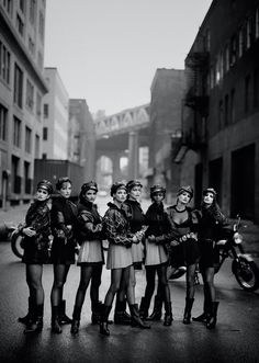 Peter Lindbergh «A Different Vision on Fashion Photography»…
