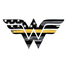 Wonder Woman Gold Line Decal All decals are made with above standard outdoor grade vinyl. -2.75 mil high performance calendared PVC vinyl -7 year outdoor durability -Clean removability of 4 years All decals are laminated for extended durability and UV protection. (nobody wants