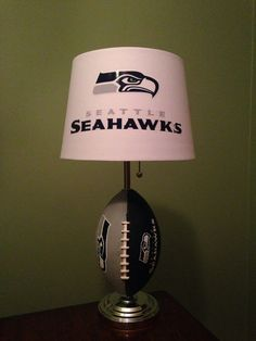 Seattle Seahawks Logo Fathead Wall Decal | Thatcher's new bedroom ...