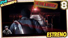 🎮 EVIL WITHIN 2 #8 ESTRENO Gameplay Español 21:9