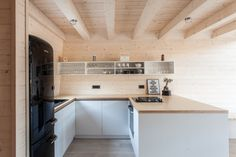 Gallery of The Wooden House / studio PIKAPLUS - 22