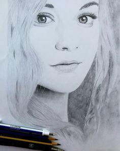 Emily Kinney #pencildrawing  #blackandwhite #art #draw #disegno #biancoenero #EmilyKinney
