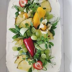 Image may contain: food Cobb Salad, Berry, Baking, Image, Food, Bakken, Essen, Bury, Meals