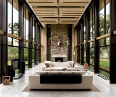 Brays Island Residence in South Carolina by James Choate Architecture