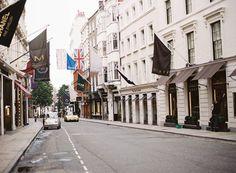 Elegância em Londres tem nome: Bairro Mayfair