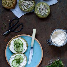 Broccoliboller - vegansk og glutenfri - Vanlose Blues