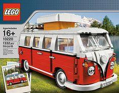 LEGO 10220 Volkswagen Camper Van