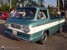 corvair | From album 1964 chevy / corvair rampside by corvairramp