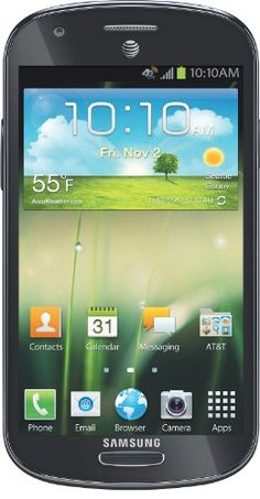 Product InformationSporting a sleek and slim design, the #Samsung Galaxy Express (AT&T) smartphone is a must-have for all ardent gadget lovers. Featuring a super...