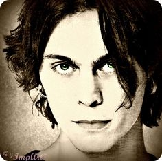 Ville Valo by TheEnchantedImp on DeviantArt