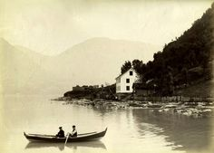 Norway before 1900 – 48 Amazing Pictures of the Scandinavian Country in 1890