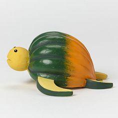 Acorn Squash Sea Turtle