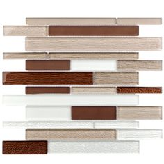 Brush Strokes Wall Tiles And Diff Rent Strokes On Pinterest