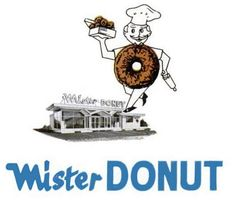 Mister Donut 1962