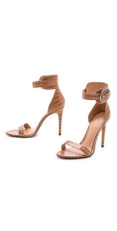 Sigerson Morrison Kadie Heeled Sandals | SHOPBOP