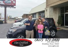 #HappyBirthday to Crystal from Chad McGinnis at Van Griffith Kia!  https://deliverymaxx.com/DealerReviews.aspx?DealerCode=PXVJ  #HappyBirthday #VanGriffithKia
