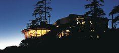 Wickaninnish Inn, Tofino, BC