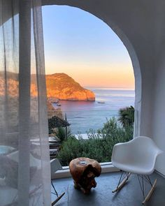 Beautiful Daydreaming this morning in Ibiza. The view from this window is 😍✨! Tag a friend who would love this destination ❤ (📸: 📍: Hacienda Na Xamena, Ibiza) Aesthetic Rooms, Travel Aesthetic, Summer Aesthetic, Location Airbnb, Voyager Loin, Just Dream, Window View, Aesthetic Pictures, Hotels And Resorts