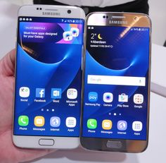 Galaxy S7 Galaxy S7 Edge hands-on