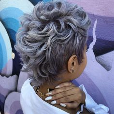 Style from of Like the River Salon Atlanta, Georgia ・・・ A colorful Monday with Mohawk Hairstyles, My Hairstyle, Black Girls Hairstyles, Curly Mohawk, Teen Hairstyles, Casual Hairstyles, Medium Hairstyles, African Hairstyles, Latest Hairstyles