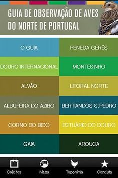 Relativamente às aves, a Península Ibérica, arvora uma das maiores diversidades mundiais, funcionando como confluência climática de transição entre a África e o Norte da Europa. Esta fantástica biodiversidade é no Norte de Portugal que assume a sua maior diversidade paisagística, florística e faunística: o Minho e Douro Litoral de influência atlântica; o Douro vinhateiro mediterrânico; Trás-os-Montes frio no alto das serranias, intermédio nos planaltos abertos, e mais quente nos diversos…