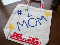 Make your own reusable shopping bag - perfect gift!