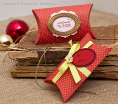 Celebrate The Season Box by Ashley Cannon Newell for Papertrey Ink (September 2012)
