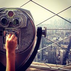 new york city, Empire State Building, Manhattan, New York City, New York, Nyc