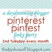 Blog Pinterest Parties...Fran check this out