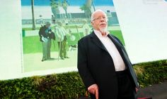 Sir Peter Blake, whose Cigarette Pack pop art caused controversy in Wolverhampton in 1980
