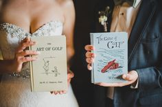 Golf themed wedding inspiration shoot | Trenholm Photo | see more on http://burnettsboards.com/2014/02/vintage-golf-themed-wedding/
