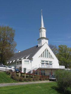 Sherbrooke (église Sacré-Coeur-de-Beauvoir), Québec, Canada (45.454957, -71.897723)
