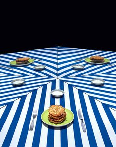 The Favorite Foods of Famous Artists Illustrated with Conceptual Still Life Photos