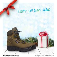 Calzado Trekking de Lista de Navidad #calzadossegarra #listadenavidad #navidad #regalos #moda #tendencia #calzadosafari #calzadotendencia #militar #tactico #seguridad #policia #montaña #montañismo #trekking #mejorcalzado #madeinspain