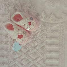 para uma princesa #pontinhosmeus #babystrikk #babyknitting…   Flickr