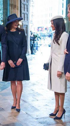 Meghan Markle et Kate Middleton Déjà complices !