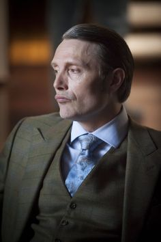 Hannibal is pouty . . . Mads Mikkelsen