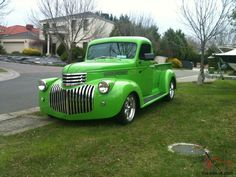 1946 Chev Pickup Truck UTE Hotrod HOT ROD  Photo