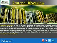 Amrapali Riverview is one of the best comparisons to others. It offers 2, #3_bhk_residential_flats in affordable price in Noida Extension. Call us @91-8010046722 for more details.