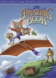 """Stream the """"Amazing Book"""" unlimited with a subscription on IAMflix.com!"""